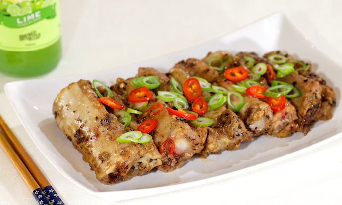 Steamed Ribs with Black Bean3