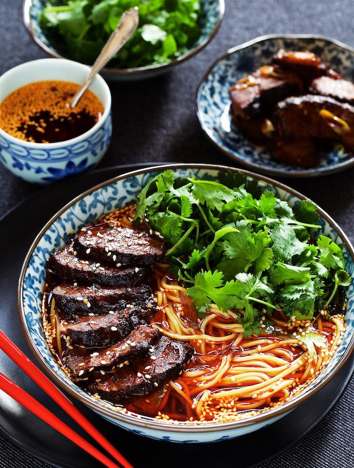 Xiangyang beef noodles3
