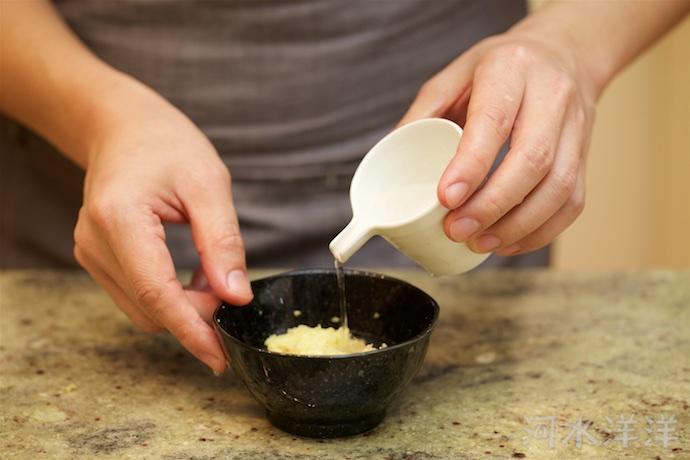 Ginger Garlic Water step3