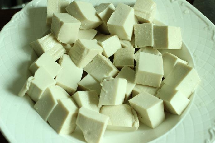 Mapo Tofu step1