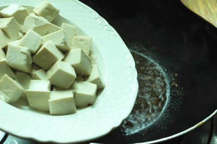 Mapo Tofu step10