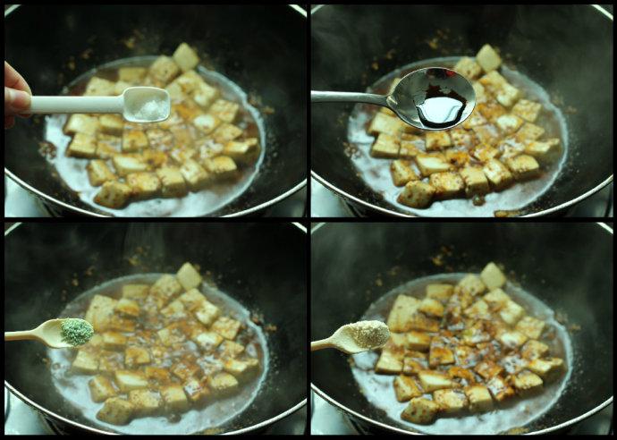 Mapo Tofu step11