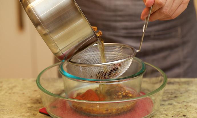 chili oil step5