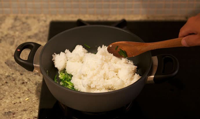 fried perfect rice step11
