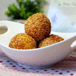 Bean-Paste Sesame Balls