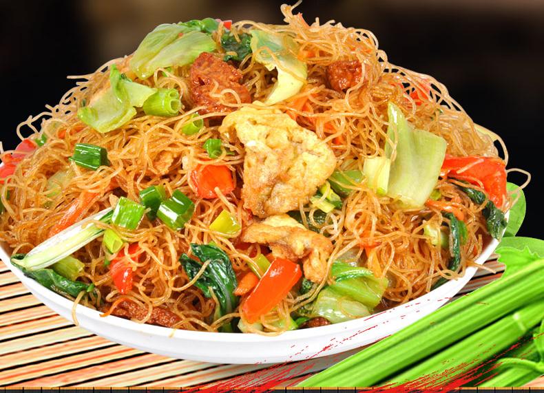Our Favorite Chow Mei(Mai or Mein) Fun Recipe - Yum Of China