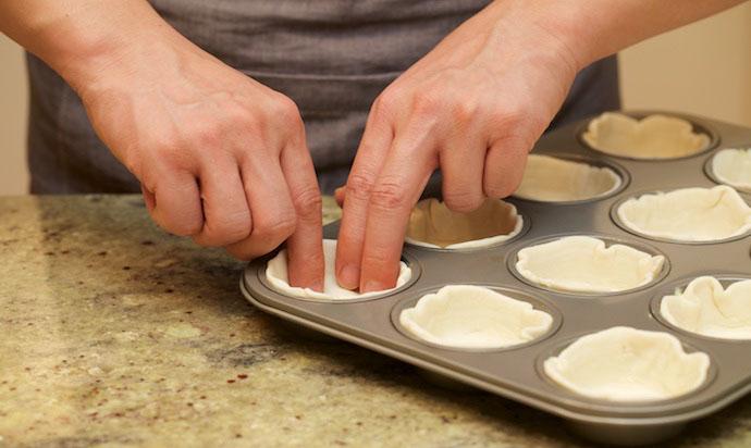 Portuguese Egg Tart step17