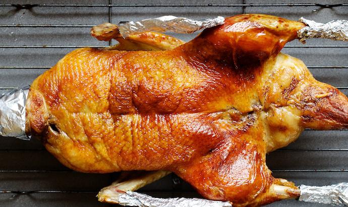 Roast duck10