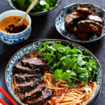 Famous Chinese Xiangyang Beef Noodles