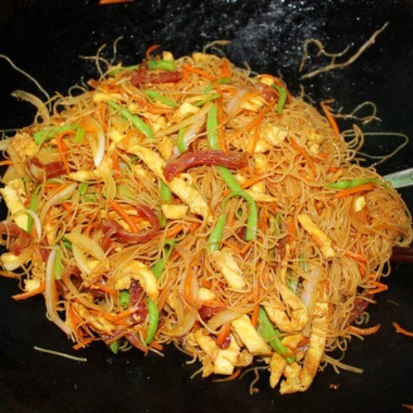 Our Favorite Chow Mei(Mai or Mein) Fun Recipe