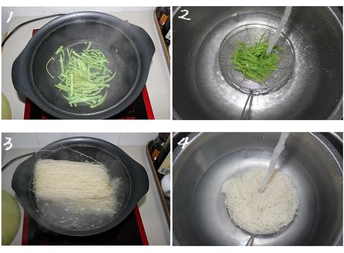 chow mein fun step1-4