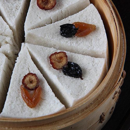 korean sweet rice cake