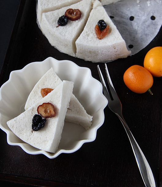 Korean Glutinous Rice Cake Recipe