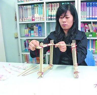 How to Make a Chinese Lantern method 2 step 3