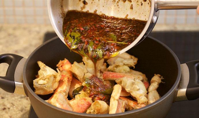 Singapore Black Pepper Crab step28