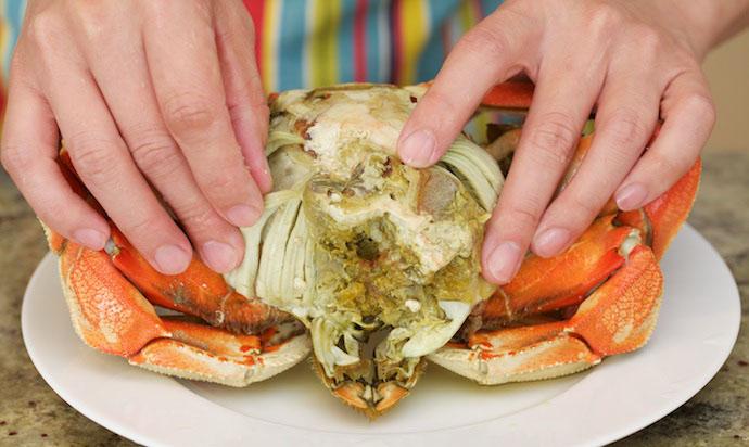 Singapore Black Pepper Crab step3