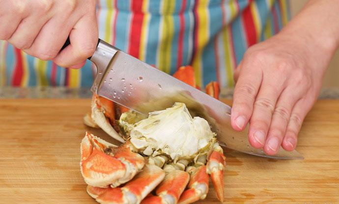 Singapore Black Pepper Crab step6
