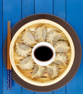 """Old edge"" Dumplings Recipe (with Dumplings Wrappers Recipe)"