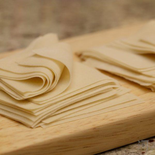 Homemade Wonton Wrappers Recipe
