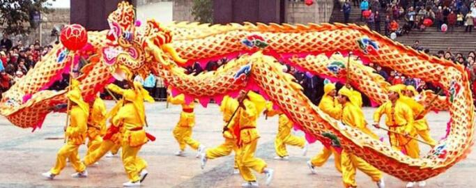 Festival Dragon Dance