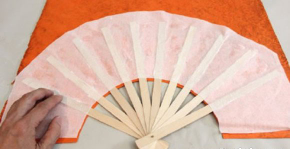 Make a Paper Fan step13