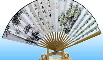 How to Make a Chinese Paper Fan