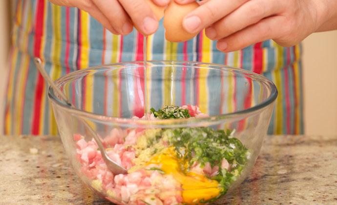 Pork Meatballs step 7