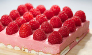 Raspberry Mousse Cake, The Perfect Summer Dessert