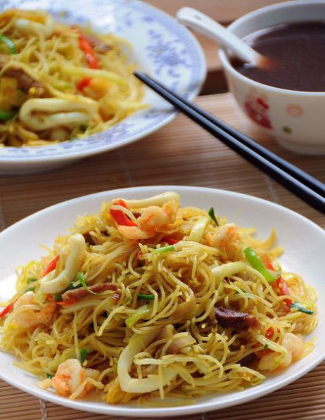 Singapore Chow Mei Fun