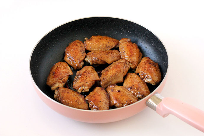 Coke Chicken Wings step11
