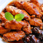 Fruity Coke Chicken Wings