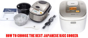 Best Japanese Rice Cookers – Top Five Japanese Rice Cookers Reviews