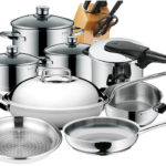 What Is The Best Stainless Steel Cookware – Top Five Stainless Steel Cookware Reviews