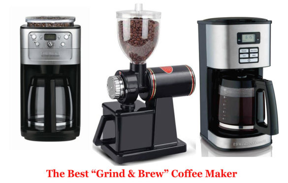 """The-Best-""""Grind-&-Brew""""-Coffee-Maker"""