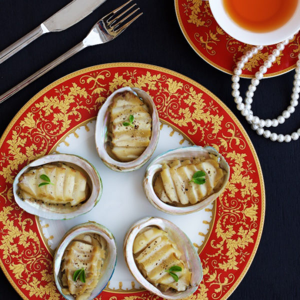 Royal Sliced Abalone
