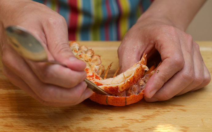 Lobster Thermidor step25