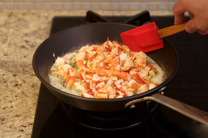 Lobster Thermidor step27