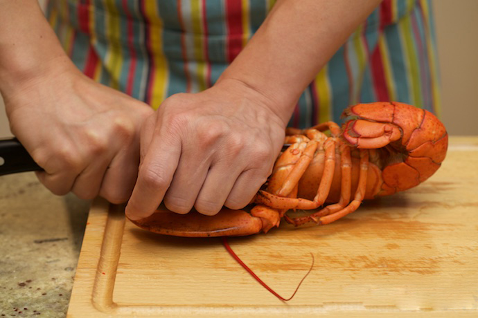 Lobster Thermidor step9