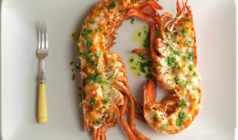 Winter Warmer Lobster Thermidor