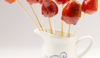 Bing Tanghulu – Chinese Candied Fruit on a Stick