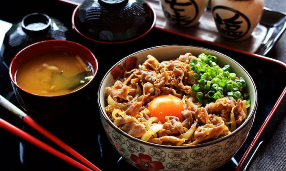 Japanese Marbled Beef Rice