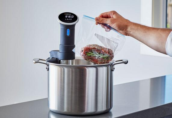 sous vide to reheat ribs