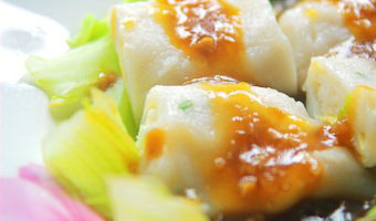 Cheung (Cheong) Fun – Rice Noodle Rolls Recipe