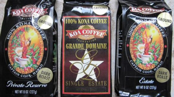 Koa Coffee
