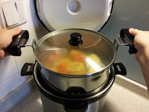 Thermal Cooker recipe step2