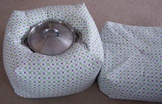 bean bag for your pot