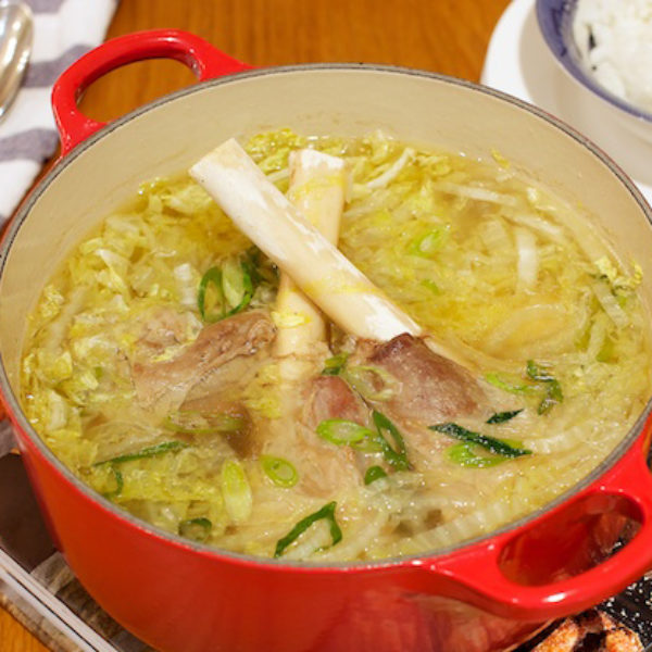 Chinese Lamb Bone Soup Recipe – How To Make Lamb Soup