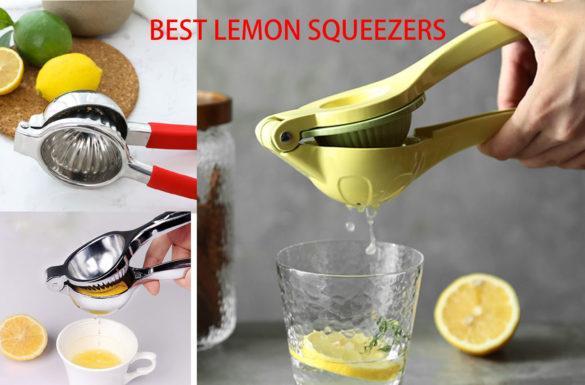 Best Lemon Squeezers