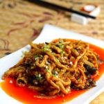 Shredded Pork with Garlic Sauce – Step BY Step Guide