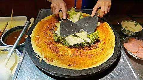 Street food jianbing